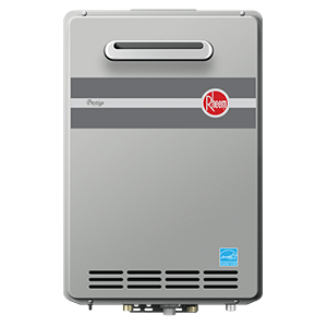Rinnai Value Series Tankless Water Heater In Toronto